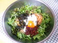 후다닥... 양푼이 비빔밥 드세요~ ^^