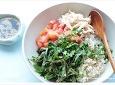 토마토비빔밥, 상큼한 건강다이어트식, 한그릇 비빔밥
