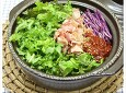 푸짐한 한그릇~~ 날치알 베이컨 뚝배기 비빔밥