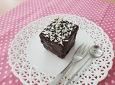 디저트에 딱 좋은 ...미니초코케이크