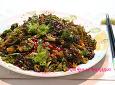 김치 양념 활용법! 고기와콤비, 상추무침