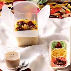 장어찌라시초밥