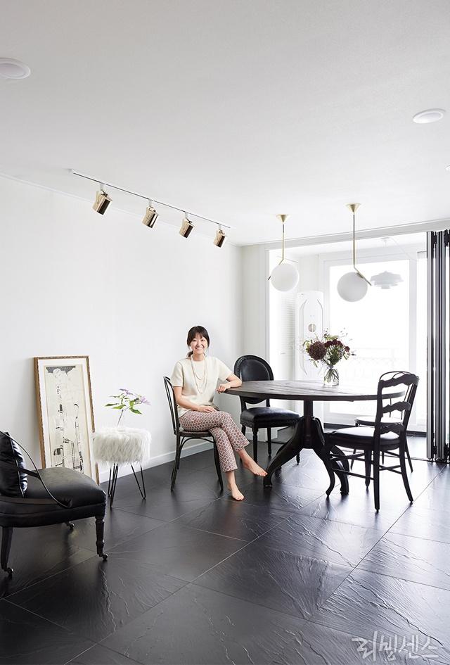 20년 된 20평 아파트가 로망이 집약된 새집으로